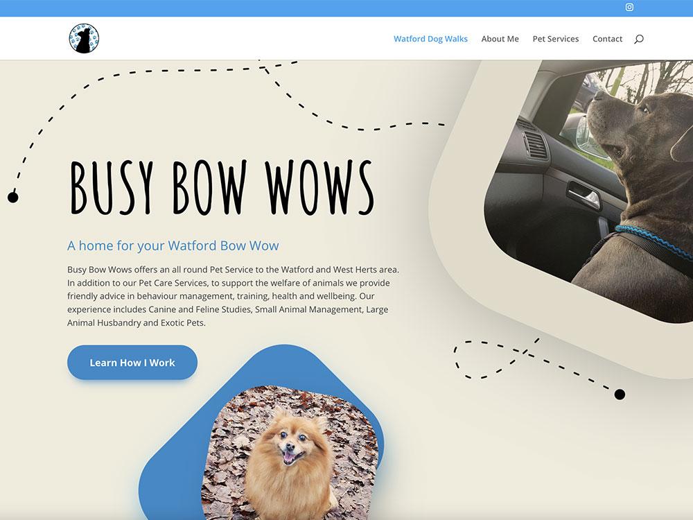 techsafe nonprofit charity website design